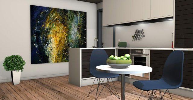 Dänisches Design und der Wohnstil